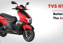tvs ntorq better than the activa
