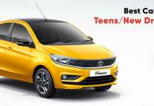 10 best cars for teenager or new drivers