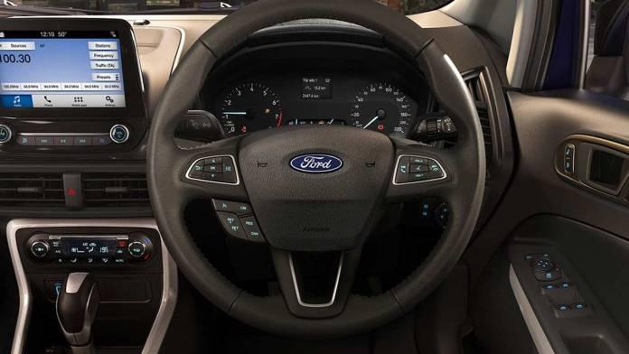 Ford Ecosport | Steering Wheel