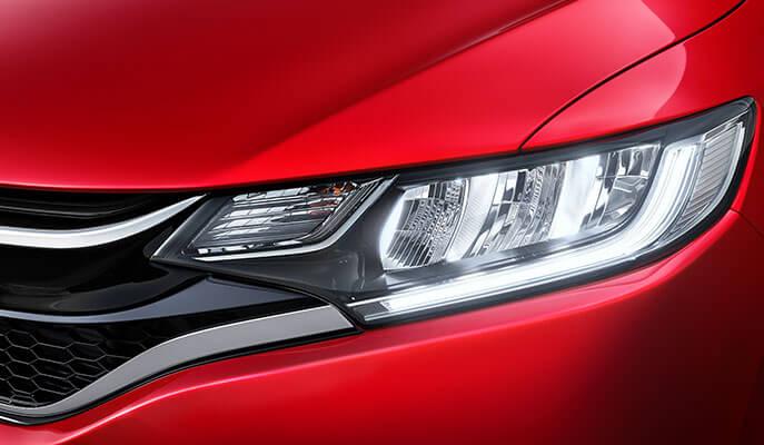Honda Jazz | Hatchback with LED Headlamps