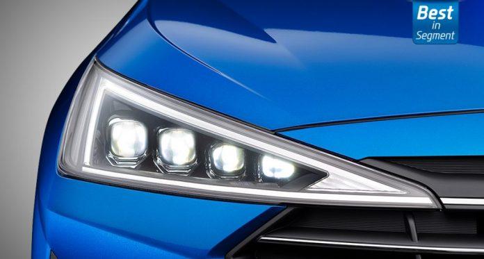 Hyundai Elantra | Sedans with LED Headlamps