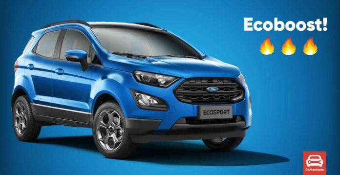 Remembering the Ford Ecosport 1.0L Ecoboost