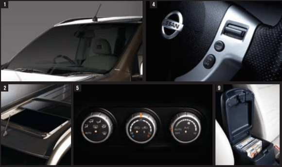 Nissan X-Trail | Feature Loaded