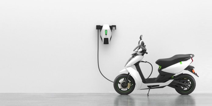 Ather Charging Station