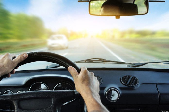 Driving after an accident