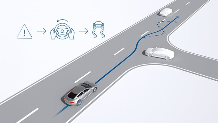 Bosch Electronic Stability Program