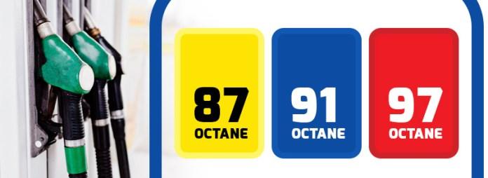 Octane Numbers