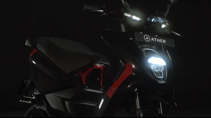 Ather 450x Collectors Edition