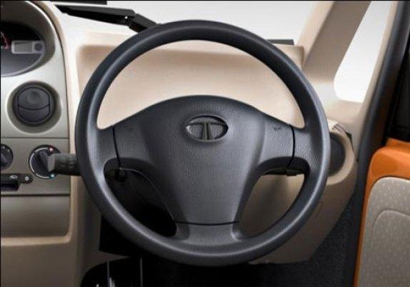 Tata Nano Steering