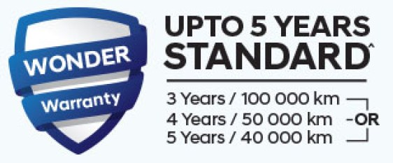 Hyundai Standard Warranty