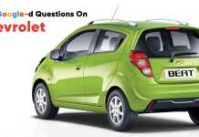 10 Most Googled Questions About Chevrolet in India