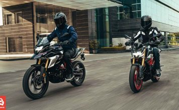 BMW G310R and G310 GS Launched In India