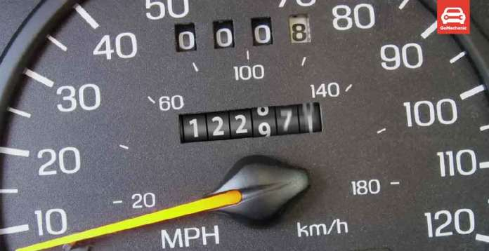 Here's How You Can Detect An Odometer Fraud