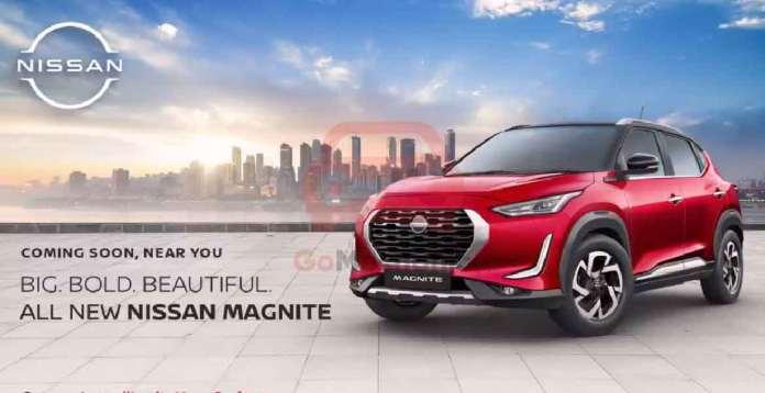Nissan Magnite Unveiled