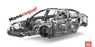 Types Of Car Chassis Explained - From Ladder To Monocoque
