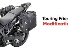 10 Bike Modification to Make Your Motorcycle Touring Ready