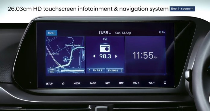 Infotainment System