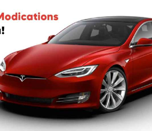 Crucial Tesla Modification