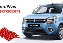 If Cars Were Firecrackers