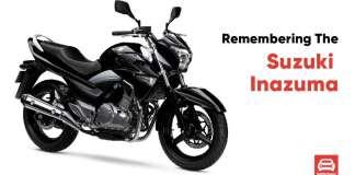 Remembering The Suzuki Inazuma