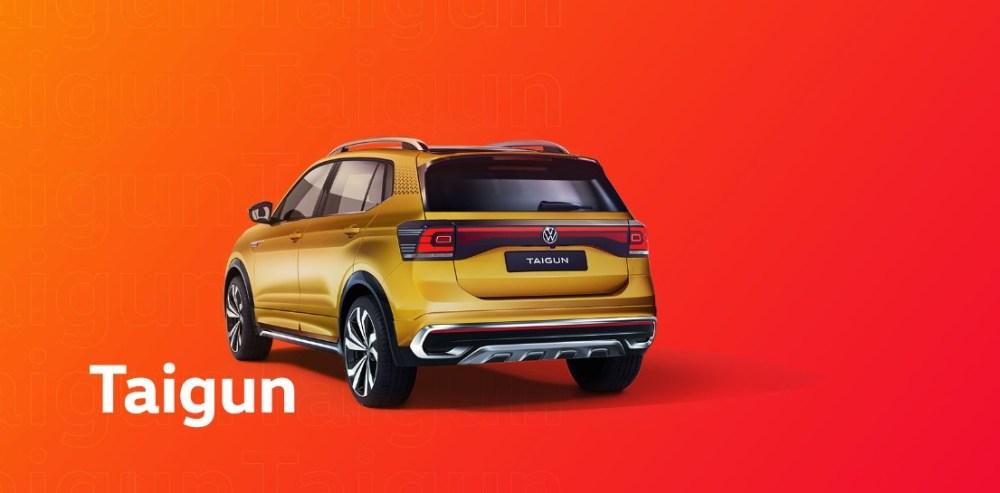 2021 Volkswagen Taigun