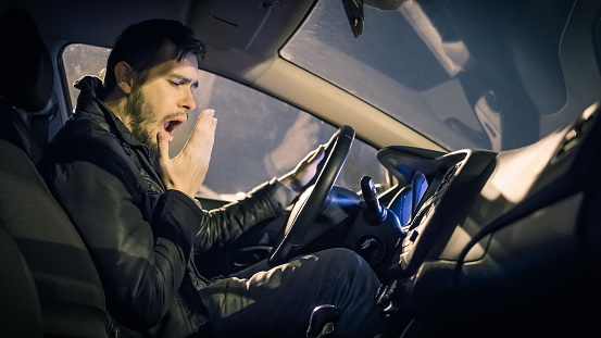 Avoid drowsiness during night drive