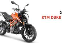 2021 KTM Duke 125 Launched