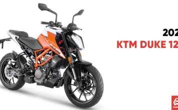 2021 KTM Duke 125 Launched