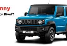 Maruti Suzuki Jimny - A Thar Rival