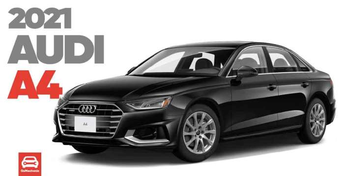 2021 Audi A4 Launched