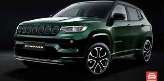 2021 Jeep Compass Facelift Launched