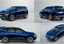 All New Tata Safari Revealed