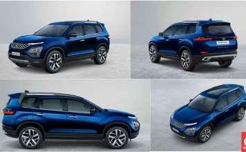 All New Tata Safari Revealed