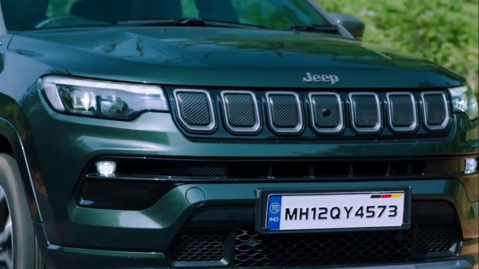 2021 Jeep Compass | Front