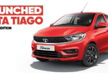 New Tata Tiago Limited Edition Launched