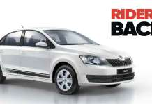 Skoda Rapid Rider Variant Re-Introduced