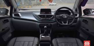 Tata Altroz Interior - Cars With The Best Interior