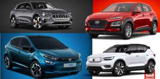 Upcoming Electric Cars In 2021