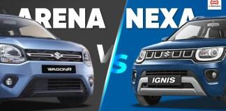 Maruti Suzuki WagonR vs Ignis Ft.