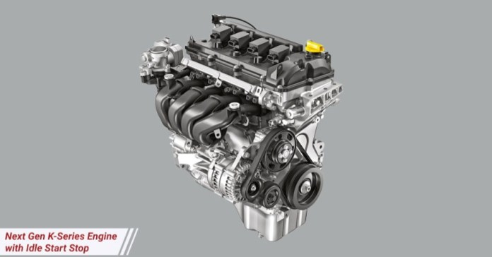 New Maruti Suzuk Swift DualJet Engine