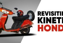 Remembering The Kinetic Honda