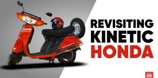 Remembering The Kinetic Honda