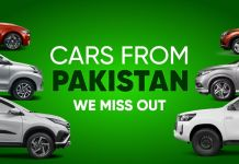 10 cars sold in pakistan