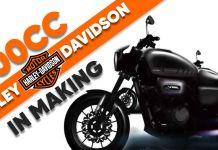 300 CC HARLEY DAVIDSON