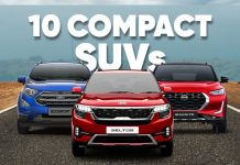 Compact SUVs in India with the Best Road Presence