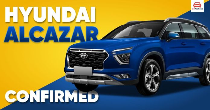 Its Here! Hyundai Alcazar Listed On The Official Website
