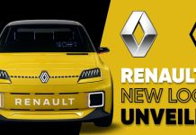 Renault New Logo Unveil