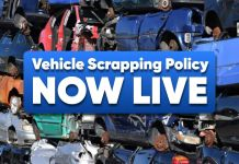 Vehicle Scrapping Policy now live