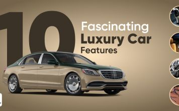 10 luxury car features