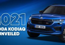2021 skoda kodiaq unveiled